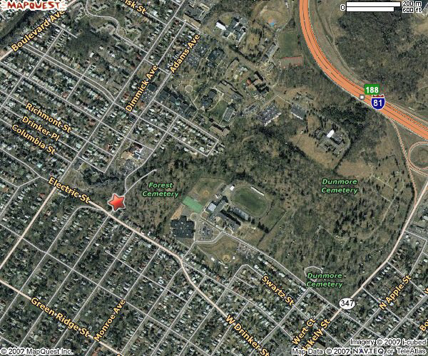 Forest Hill Cemetery Maps on google satellite, world map satellite, views your house from satellite, home satellite,